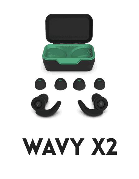 Wavy X2 gehoorbescherming