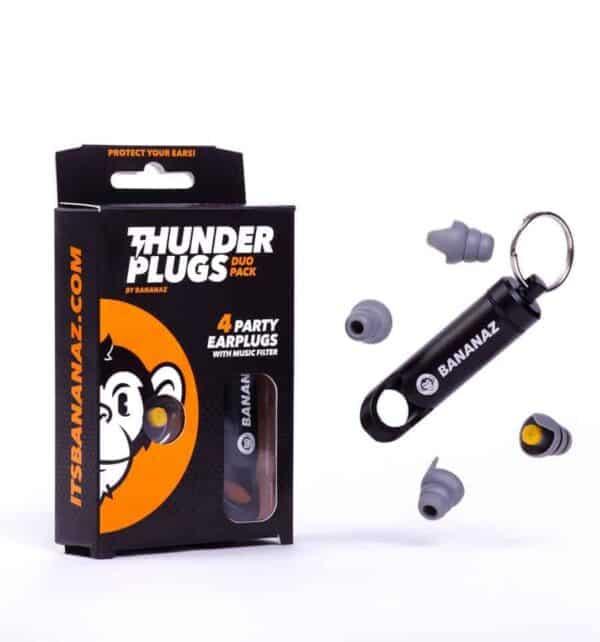 Thunderplugs Duopack