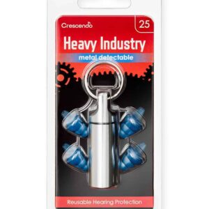 Heavy Industry 25 Metal Detectable