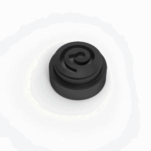 Earproof filter black verkrijgbaar bij Banaaninjeoor.com