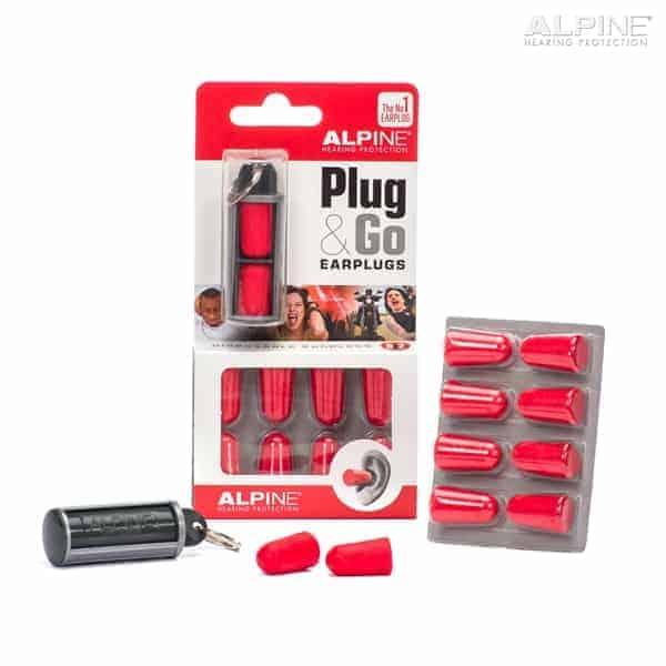 Alpine plug & Go verkrijgbaar bij Banaan in je oor